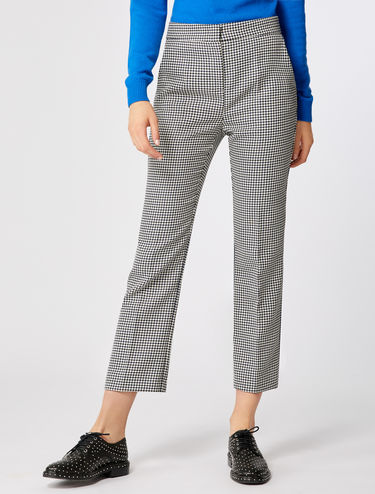 Pantaloni straight fit