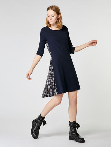 ニット/サブレ ドレス