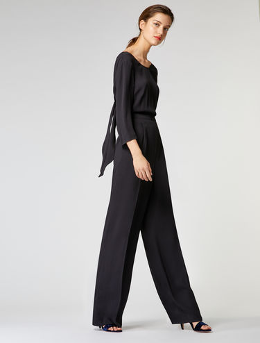 Satin envers jumpsuit