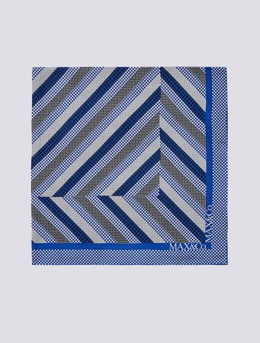 シルク スカーフ