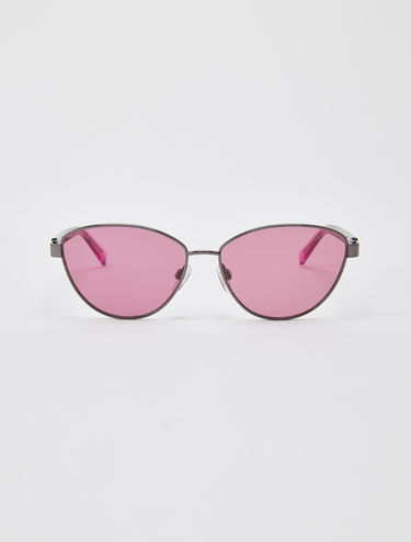 Light butterfly sunglasses