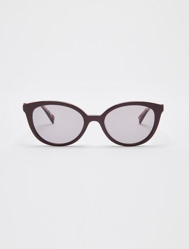 Gafas de sol ojos de gato ovaladas