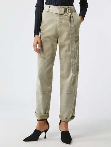 52c447400181f Women's Trousers: Skinny Fit, Wide, High Waist - MAX&Co.