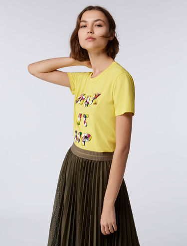 MAX IT UP スローガン Tシャツ