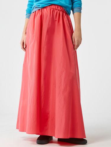 Corolla maxi skirt in taffeta