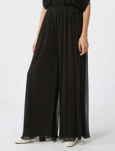Floaty palazzo trousers