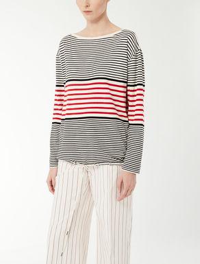 Pullover aus Seidengarn