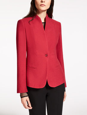 Pure cashmere jacket