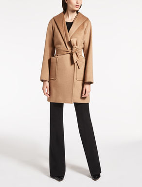 Camelhair coat