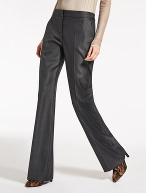 Pantaloni in pura lana
