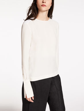 Viscose jersey knit shirt