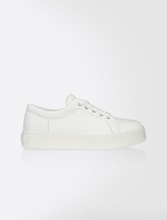 Nappa sneakers