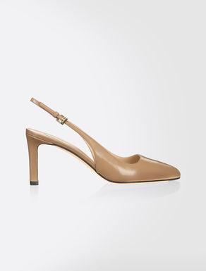 Naplak leather sandals