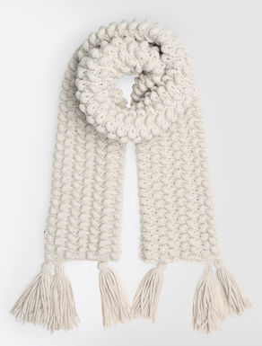Étole en laine