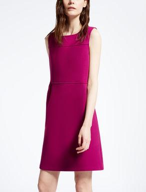Scuba mini-dress