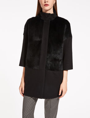 Giaccone in pura lana