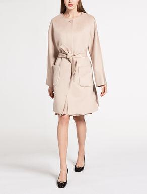 Manteau pur cachemire