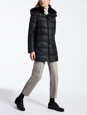 Drop-proof twill jacket