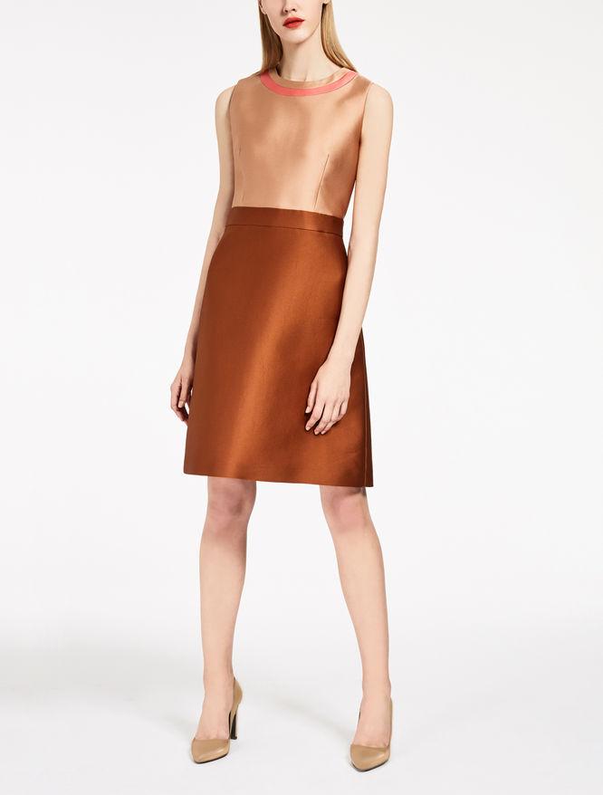 Vestido de duchesse