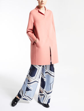 Abrigo de pura lana