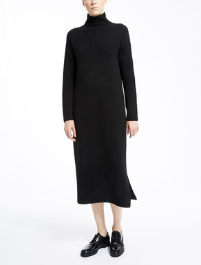 Wool and cashmere dress