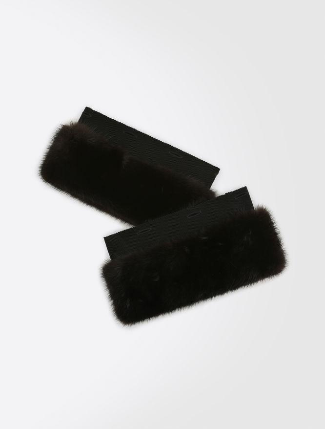 Handstulpen aus Nerzfell