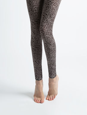 Leggings aus Jersey