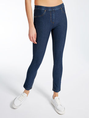 Jegging en jersey stretch