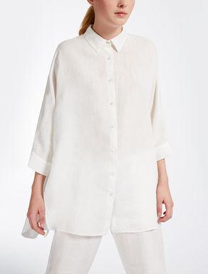 Camicia in puro lino