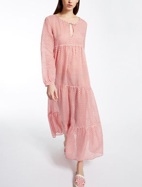 Ramie canvas dress