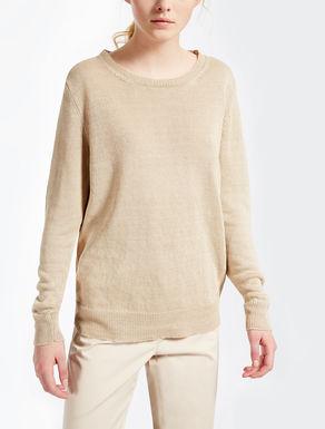 Jersey de hilado de lino