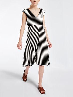 コットン ジャージードレス