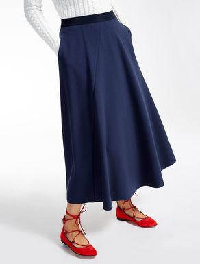 コットン ジャージースカート
