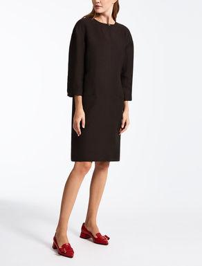 リネン ビスコースツイル ドレス