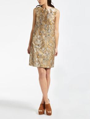 ルレックス ジャカードドレス