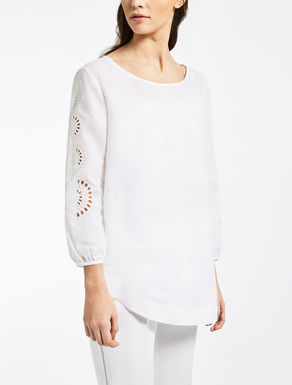 Cotton jersey tunic