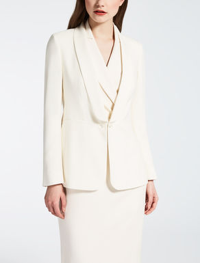Silk Panama jacket