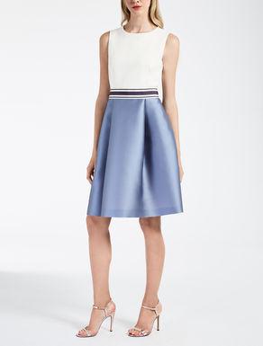 Kleid aus Duchesse