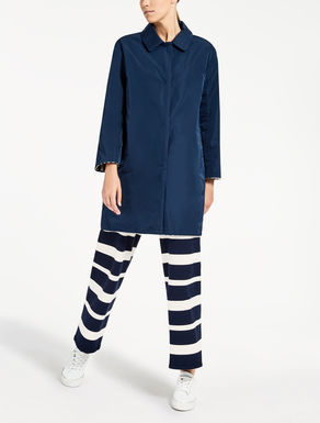 Reversible trench coat