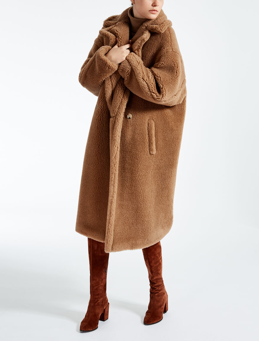 Image result for maxmara teddy coat