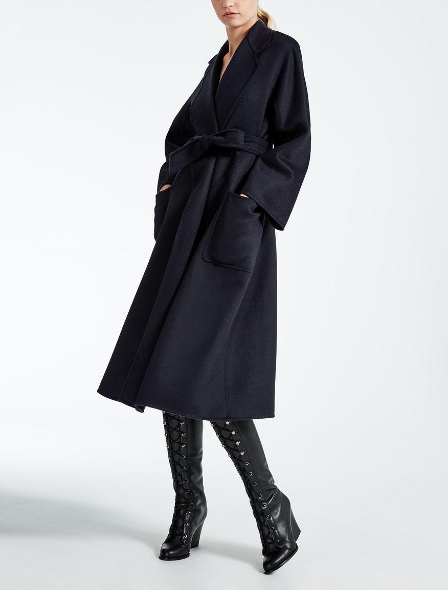 cashmere coat ultramarine labbro max mara. Black Bedroom Furniture Sets. Home Design Ideas