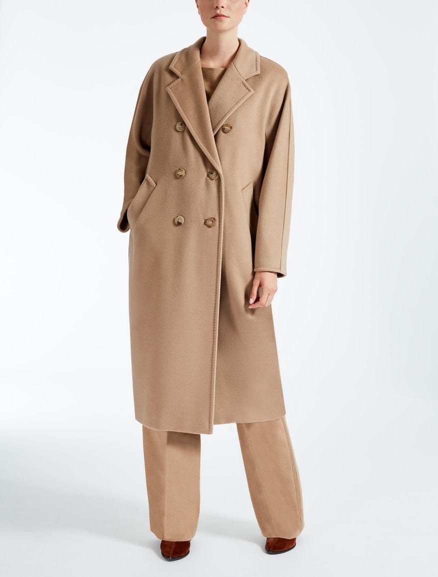 101801 Icon Coat, camel - MADAME Max Mara