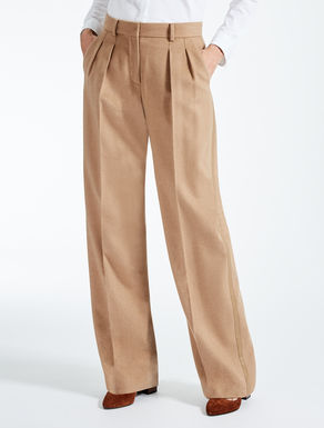Pantalon en chameau