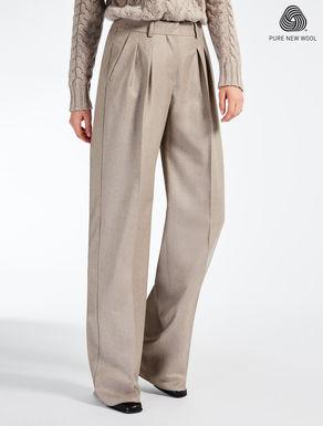 Pantalón de pura lana