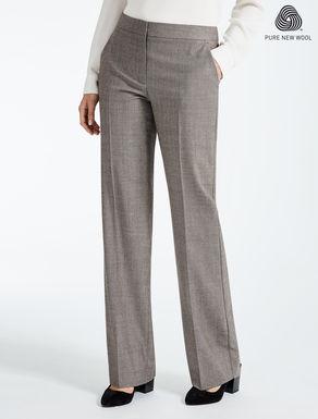 Pantalon pure laine