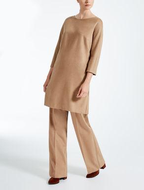 Camel dress