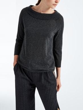 Jersey de cachemira y seda
