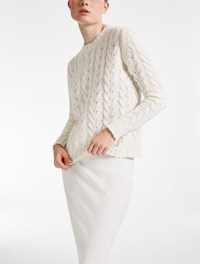 Wool and cashmere pullover