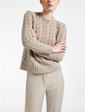 Jersey de lana y cachemira