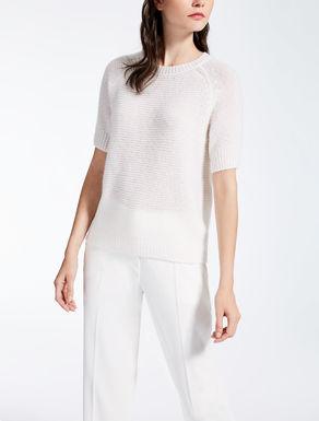 Suéter de cachemira y seda